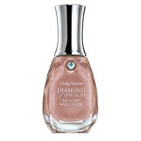 Diamond Strength Nail Colour: Nude Shimmer