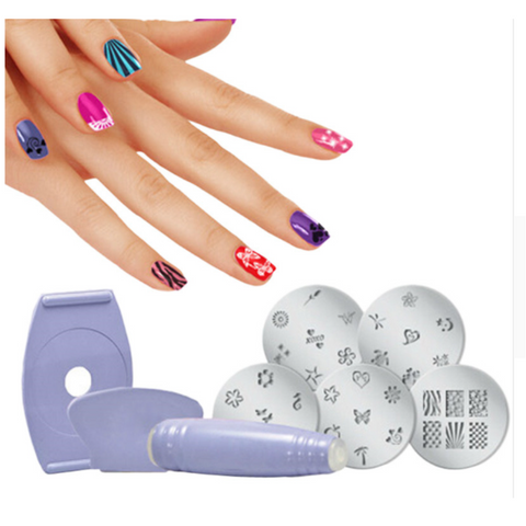 Double-sided Nail Stamp