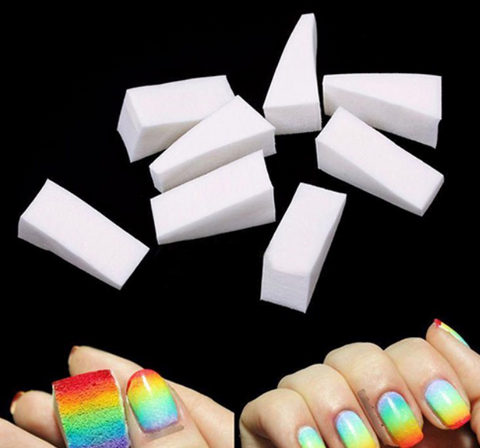 Sponges for Nail Art