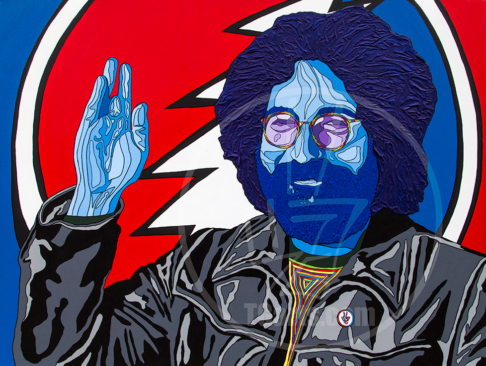 Jerry Garcia: Hello Baby I'm Gone Goodbye