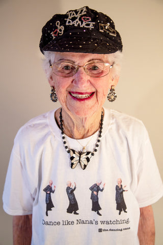 Dance Like Nana's Watching Short-Sleeve T-Shirt