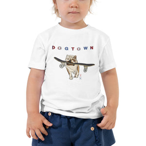 Dogtown 2.0 Toddler Short Sleeve Tee