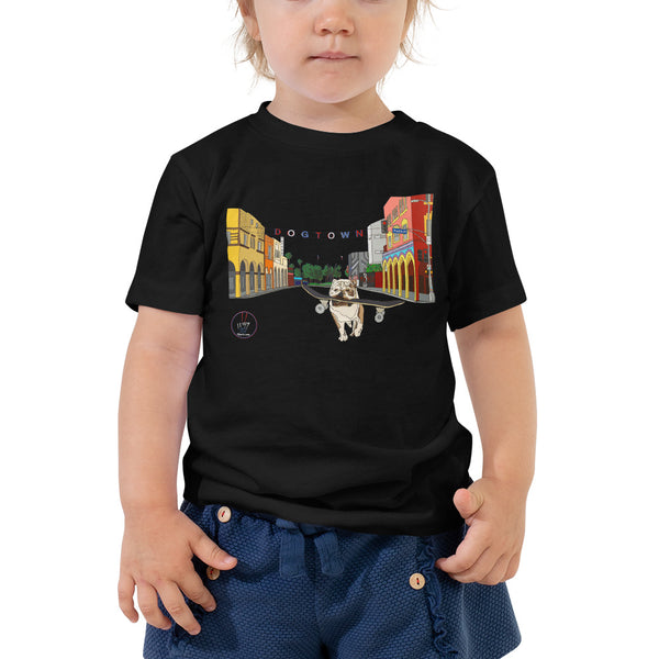 Dogtown 2.0 Original Toddler Short Sleeve Tee