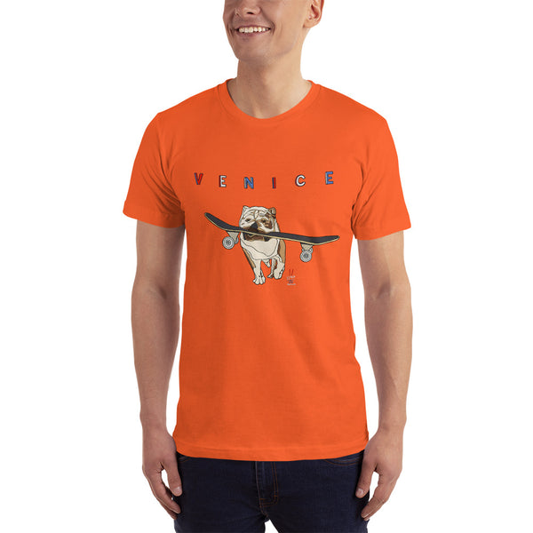 Dogtown Venice Fine Jersey Short-Sleeve T-Shirt