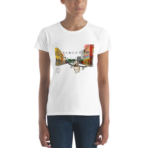 Dogtown Original Women's Short Sleeve T-Shirt