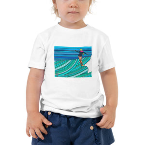Twinkle Toes Toddler Short Sleeve Tee