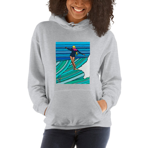 Twinkle Toes Hooded Sweatshirt