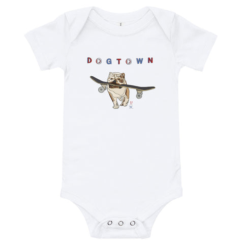 Dogtown 2.0 Baby Bodysuit