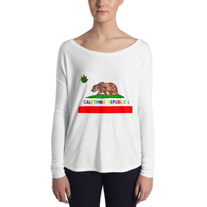 California Love Ladies' Long Sleeve Tee