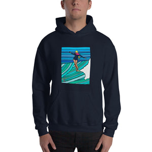 Twinkle Toes Men's Hooded Sweatshirt