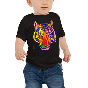 Bengal Tiger Baby Fine Jersey Short Sleeve Tee