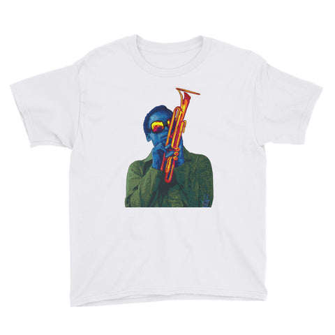 Miles Davis Youth Short Sleeve T-Shirt