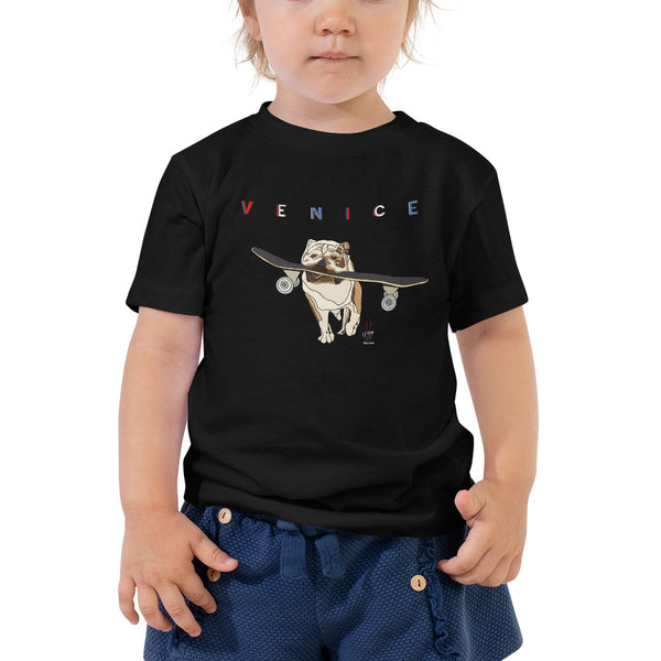 Dogtown Venice Toddler Short Sleeve Tee