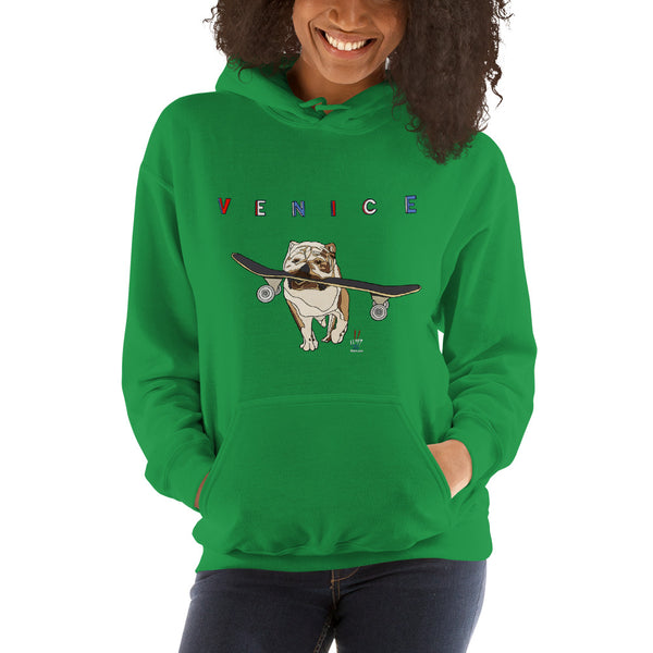 Dogtown Venice Women's Hooded Sweatshirt
