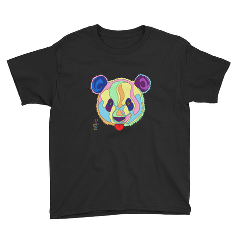 Giant Panda Youth Short Sleeve T-Shirt