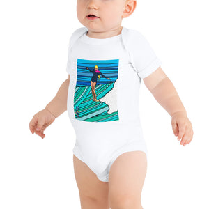 Twinkle Toes Baby Bodysuits T-Shirt