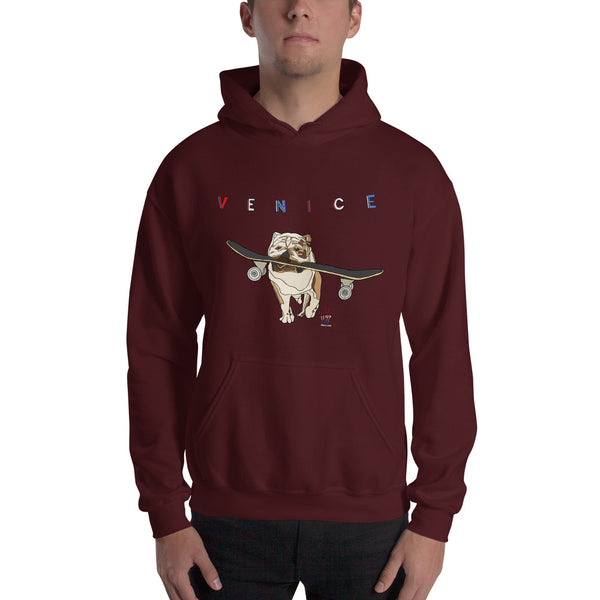 Dogtown Venice Hooded Sweatshirt