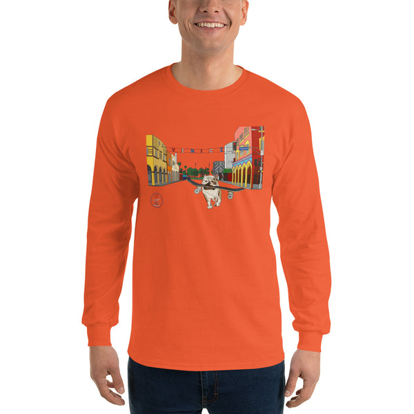 Dogtown Original Men's Long Sleeve T-Shirt