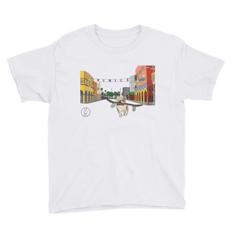 Dogtown Original Youth Short Sleeve T-Shirt