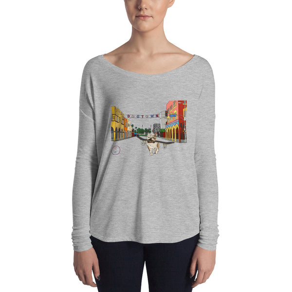 Dogtown Original 2.0 Ladies' Long Sleeve Tee