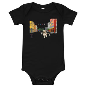 Dogtown Original Baby Bodysuit