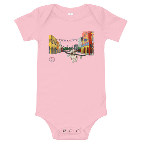 Dogtown Original 2.0 Baby Bodysuit