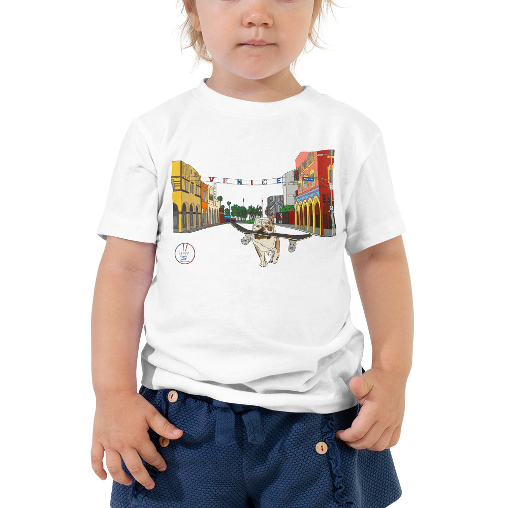 Dogtown Original Toddler Short Sleeve Tee