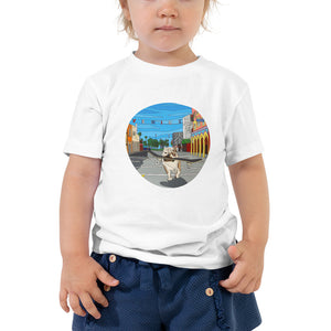 Dogtown Circle Toddler Short Sleeve Tee