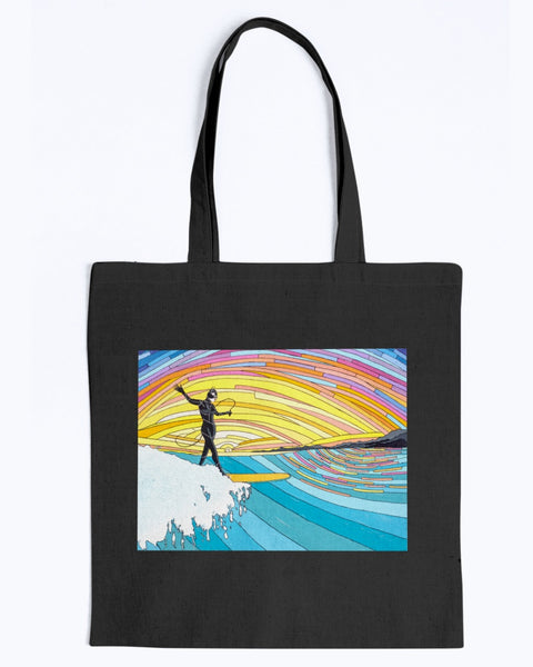 Catwoman Canvas Tote Bag