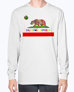 California Love Unisex Long Sleeve Shirt