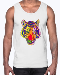 Bengal Tiger Men's Tank Top