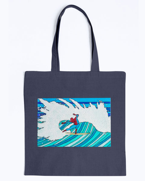 Spiderman Canvas Tote Bag