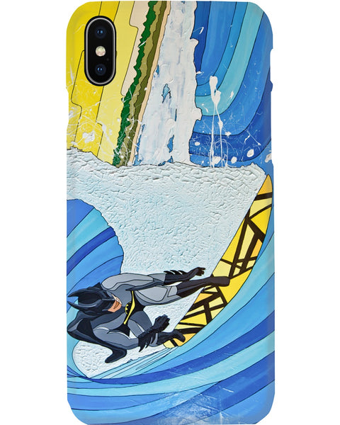 Batman iPhone and Samsung Galaxy Cases