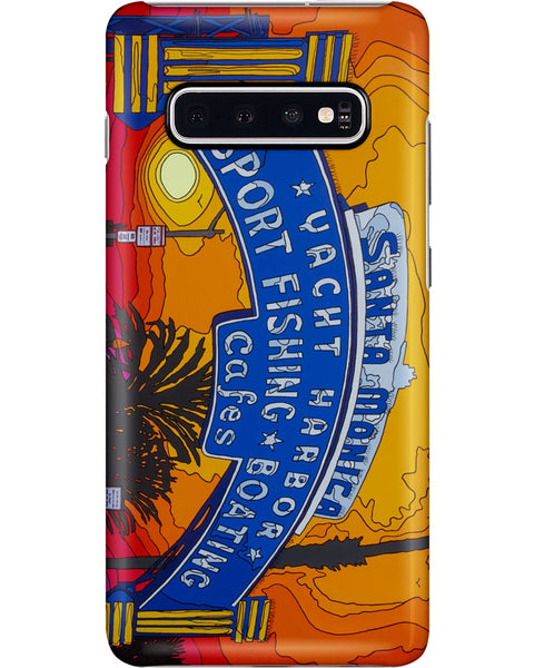 The End of the Road iPhone and Samsung Galaxy Cases