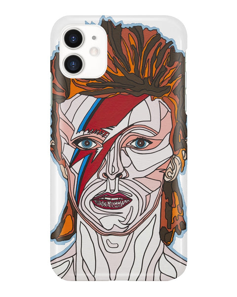 David Bowie iPhone and Samsung Galaxy Cases
