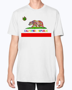 California Love Fine Jersey Tee Shirt