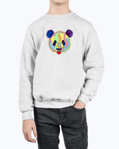 Giant Panda Youth Fleece Sweatshirt