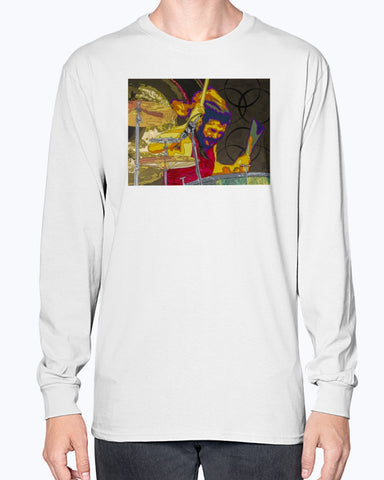 John Bonham Unisex Long Sleeve Shirt