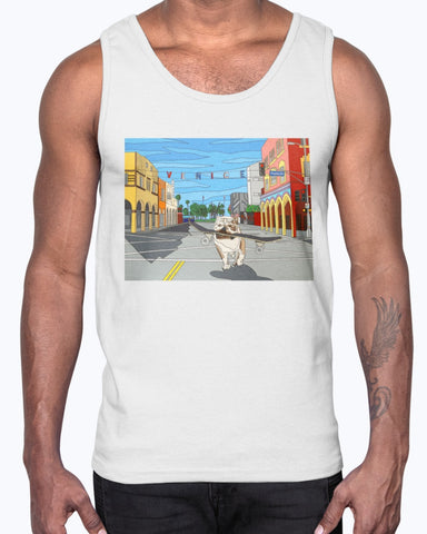 Dogtown Men's Tank Top