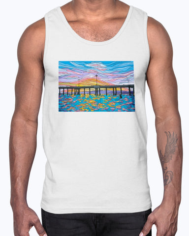 Waiting for a Set Men's Tank Top