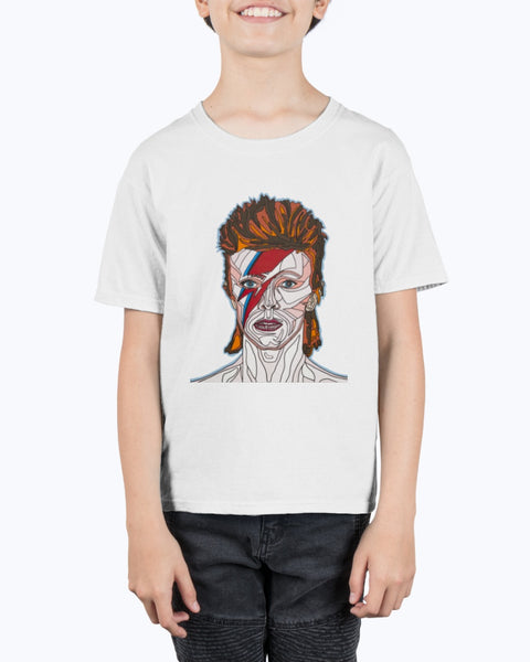 David Bowie Youth Tee Shirt