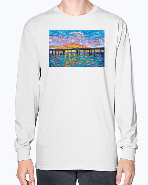 Waiting for a Set Unisex Long Sleeve Shirt