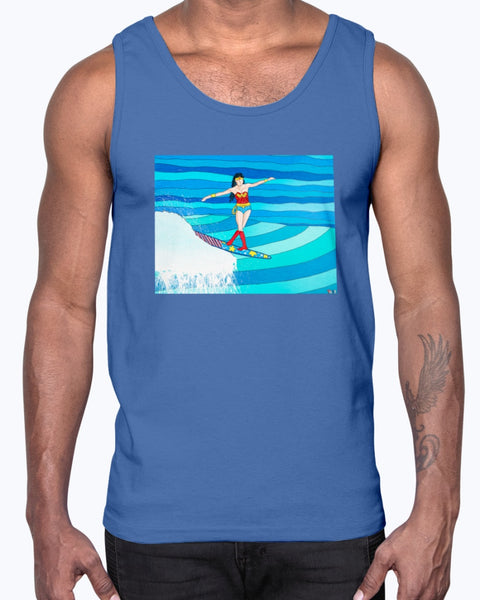 Wonder Woman Men's Tank Top
