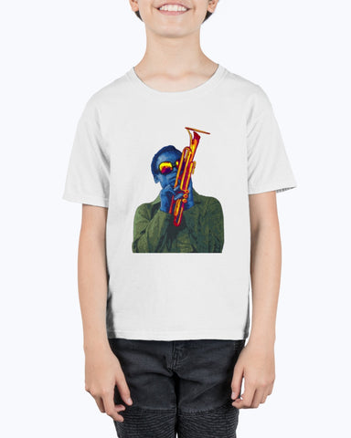 Miles Davis Youth Tee Shirt