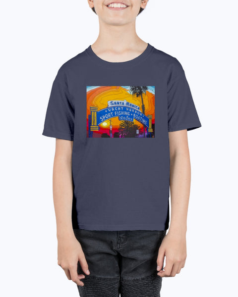 The End of the Road Youth Tee Shirt