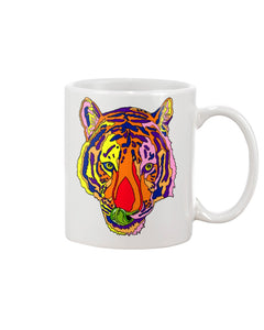 Bengal Tiger Large 15oz Ceramic Mug