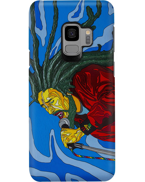 Bob Marley iPhone and Samsung Galaxy Cases