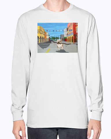 Dogtown Unisex Long Sleeve Shirt