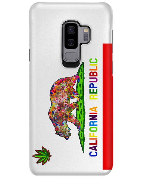 California Love iPhone and Samsung Galaxy Cases
