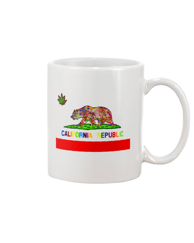 California Love Large 15oz Ceramic Mug